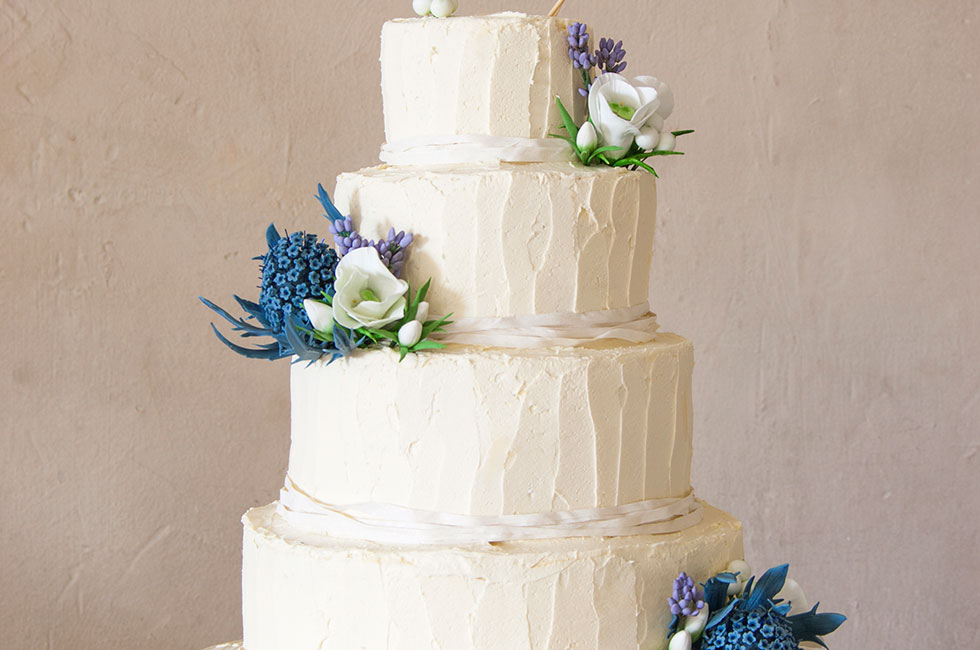 Jones's Wedding Cake