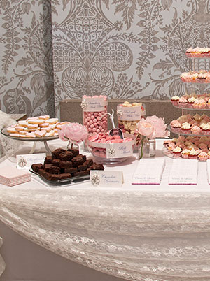 Cherry Blossom Bakery in Bawtry, Gallery filter image <p>Dessert Tables</p>