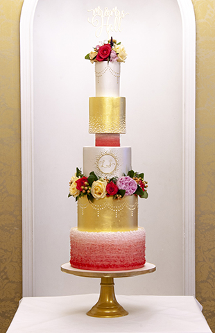 Bespoke Wedding Cakes